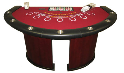 blackjack-table